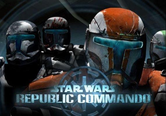 Star Wars: Republic Commando (Steam-Key, multilingual)