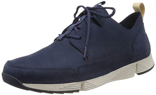(Amazon ) Gr.44-46 Clarks Herren Tri Solar Sneaker *blau