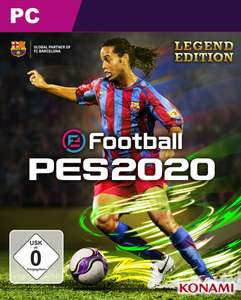 PES 2020 Legend Edition für PC (Steam) im Medion Onlineshop