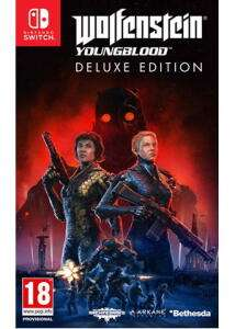 Wolfenstein: Youngblood Deluxe Edition (Switch & Xbox One & PS4) für 23,53€ (Amazon UK & ShopTo)