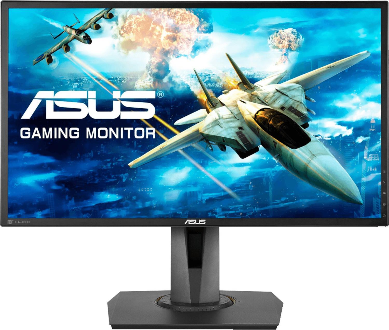 "[Mediamarkt] ASUS MG248QR 24"" TN Gaming Monitor FHD 1920x1080 1ms 144Hz HDMI DVI DP FreeSync für 229,-"