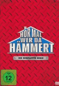 Hör mal, wer da hämmert - Komplettbox Staffel 1-8 (28 DVDs) für 29€ (Media Markt & eBay & Amazon)