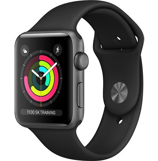 Apple Watch Series 3 (38mm für 229 Euro) (42mm für 249 Euro) im Apple Store