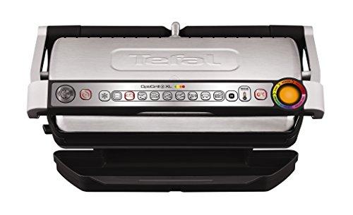 Tefal OptiGrill XL GC722D Kontaktgrill (mit XL-Grillfläche, Plus-Modell mit zusätzlichen Temperaturstufen, 2.000 Watt [Amazon]