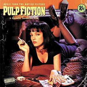 Pulp Fiction  O.S.T. (Soundtrack)  auf 180 Gramm  Vinyl bei amazon.de für 10,97 (Prime) Incl.MP3-Version