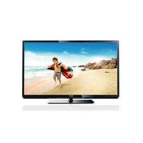 Philips 37PFL3507K/02 94 cm (37 Zoll) LED-Backlight-Fernseher, Energieeffizienzklasse A+ (Full-HD, 100Hz PMR, DVB-C/T/S, CI+, Smart TV) schwarz