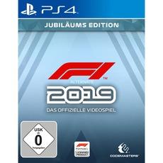 Codemasters F1 2019, PlayStation 4-Spiel (Jubiläums Edition (Legend Edition siehe Dealtext))