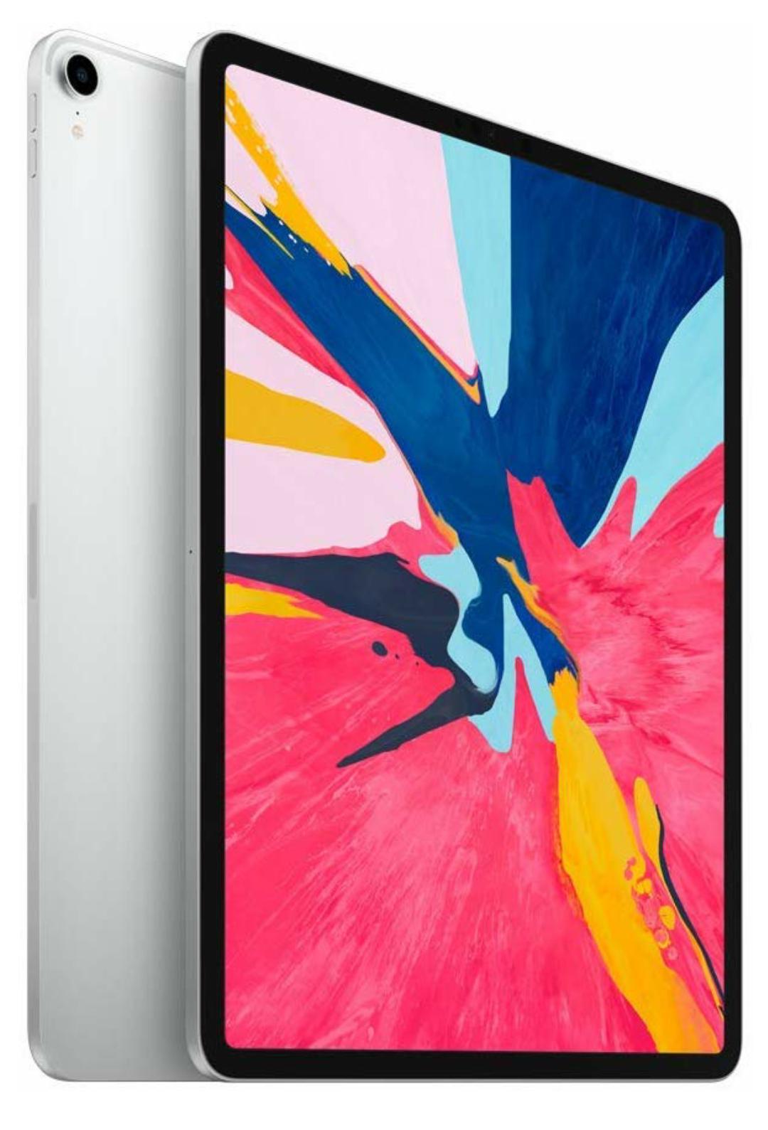 Apple iPadPro (12,9 Zoll, Wi‑Fi, 64 GB) - Silber // 256GB für 1.055€ statt 1.149,50€