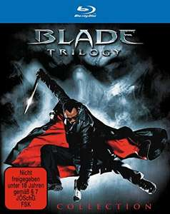 Blade Trilogy Collection (Blu-ray) für 14,97€ (Amazon)