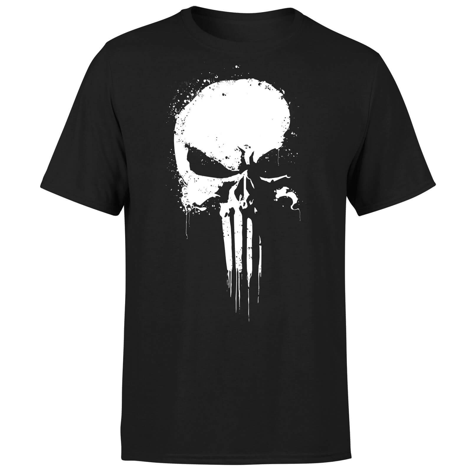 The Punisher T-Shirt (100% Baumwolle, offiziell lizenziert)