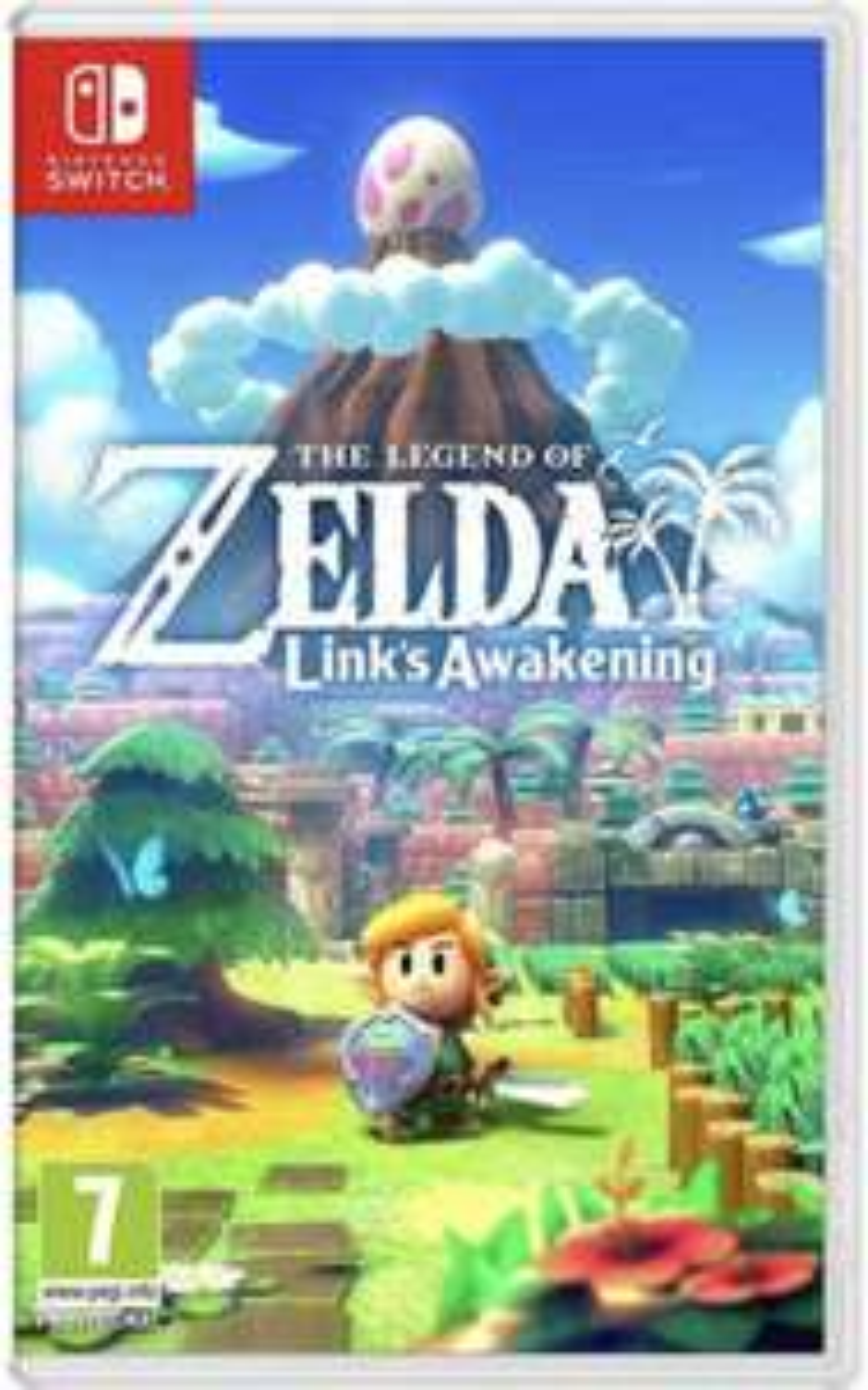 The Legend of Zelda: Links Awakening Nintendo Switch für 41,90€ mit Masterpass - erscheint am 20.09.