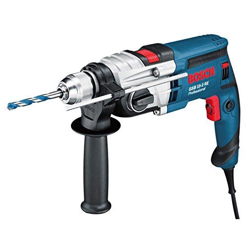 Bosch Professional Schlagbohrmaschine GSB 19-2 RE (850W) & GSB 24-2 (1100W f. 138,99€)