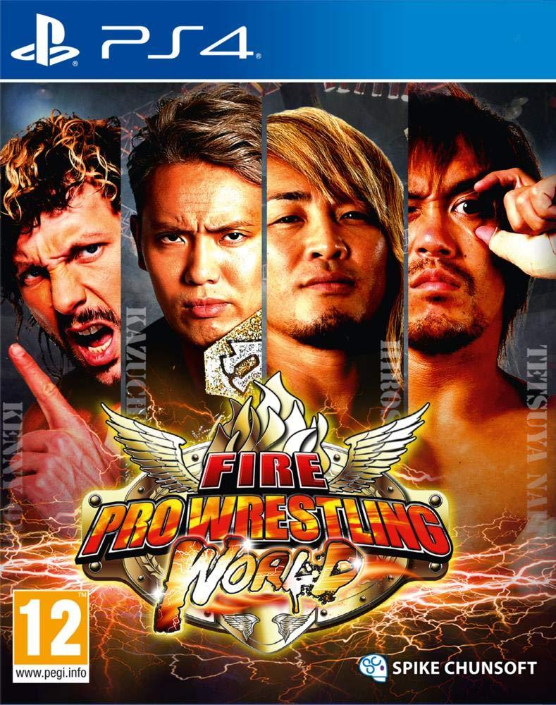Fire Pro Wrestling World (PS4) für 13,76€ (Amazon IT)