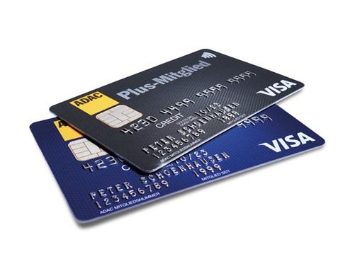 ADAC Platin VISA Kreditkarte (+Partnerkarte), gratis im 1. Jahr für Mitglieder statt 9,90/m