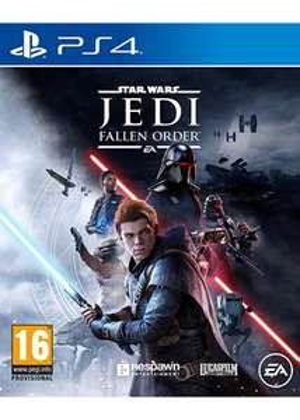 PS4 / XBOX Star Wars Jedi: Fallen Order Vorbestellung