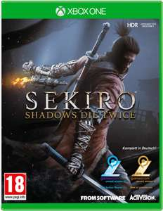 (Grenzgänger Saturn AT) Sekiro: Shadows Die Twice (Xbox One) für 27