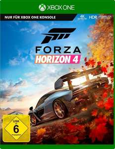 Forza Horizon 4 Xbox One Spiel (Media Markt Berlin Alexa)