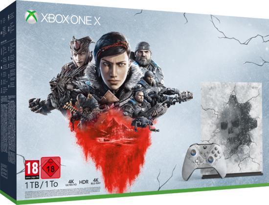 [Gamestop] XBOX ONE X Eintauschaktion. Z.B. GEARS 5 Limited Edition.