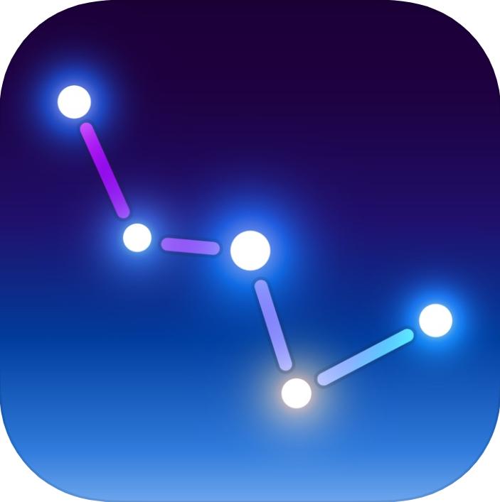 Sky Guide Sternenkarte (4,8* >15.000 Bewertungen) [iOS-Freebie]
