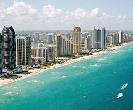 Flüge: USA (Okt-Mai) Hin- und Rückflug von Hamburg, Frankfurt, Berlin(...) nach Miami, Key West, Orlando (...) ab 219€
