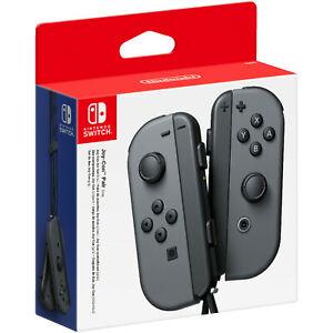 NINTENDO Switch Joy-Con 2er Set Controller Grau für 56,99€ mit Click & Collect [Saturn ebay]