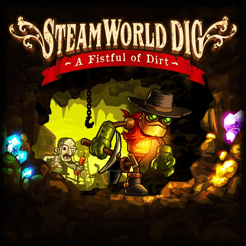 SteamWorld Dig (Nintendo Switch) für 2,99€ (eShop)