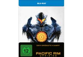 Pacific Rim: Uprising - Limitiertes Steelbook [Blu-ray]