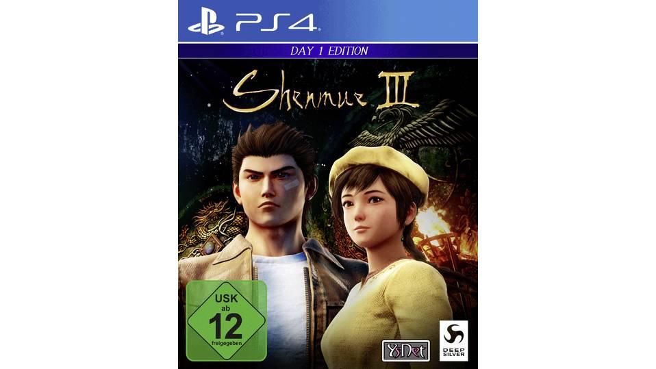 Digitalo.de Shenmue 3 Day One Edition PS4 Vorbestellung für 45€ inkl. Versandkosten ENDET HEUTE