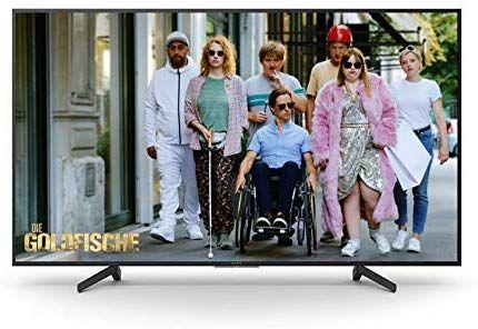 Sony KD-49XG7005 Bravia 49 Zoll (123,2cm) Fernseher (Ultra HD, 4K HDR, Smart TV, USB HDD Recording) schwarz [Amazon]