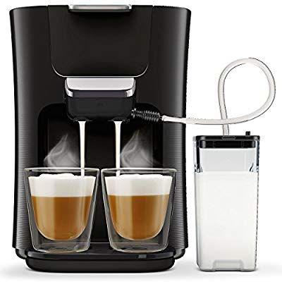 Philips Senseo HD6570/60 Senseo Kaffeepadmaschine, Kunststoff, 1 Liter, Schwarz [Amazon]