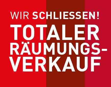 [Lokal] Intersport Voswinkel in Koblenz und Wiesbaden - 30 % auf alles. Totaler Räumungsverkauf!