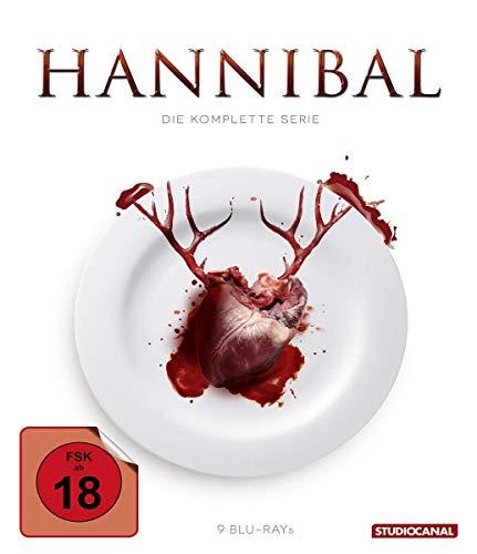 Hannibal Staffel 1-3 Gesamtedition (Blu ray) für 19,97€ (Amazon)