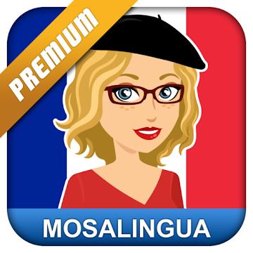 [Google Playstore] Französisch Lernen: MosaLingua