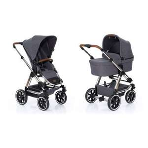 ABC DESIGN Kombikinderwagen Condor Air Diamond SE asphalt