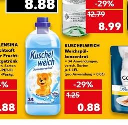 Kuschelweich Sanft & Mild - Kaufland