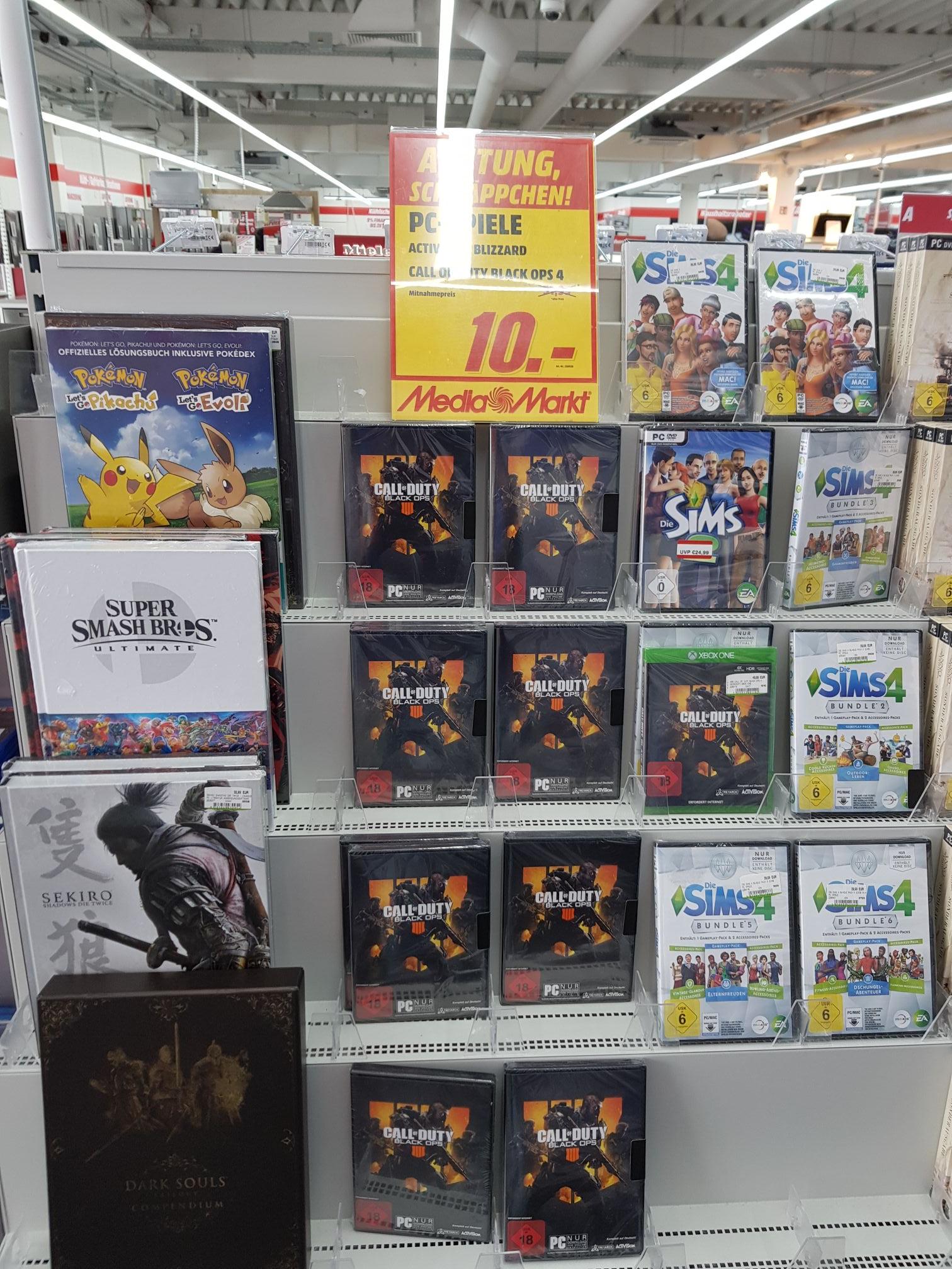 Call of Duty Black Ops 4 Pc (lokal Hildesheim)