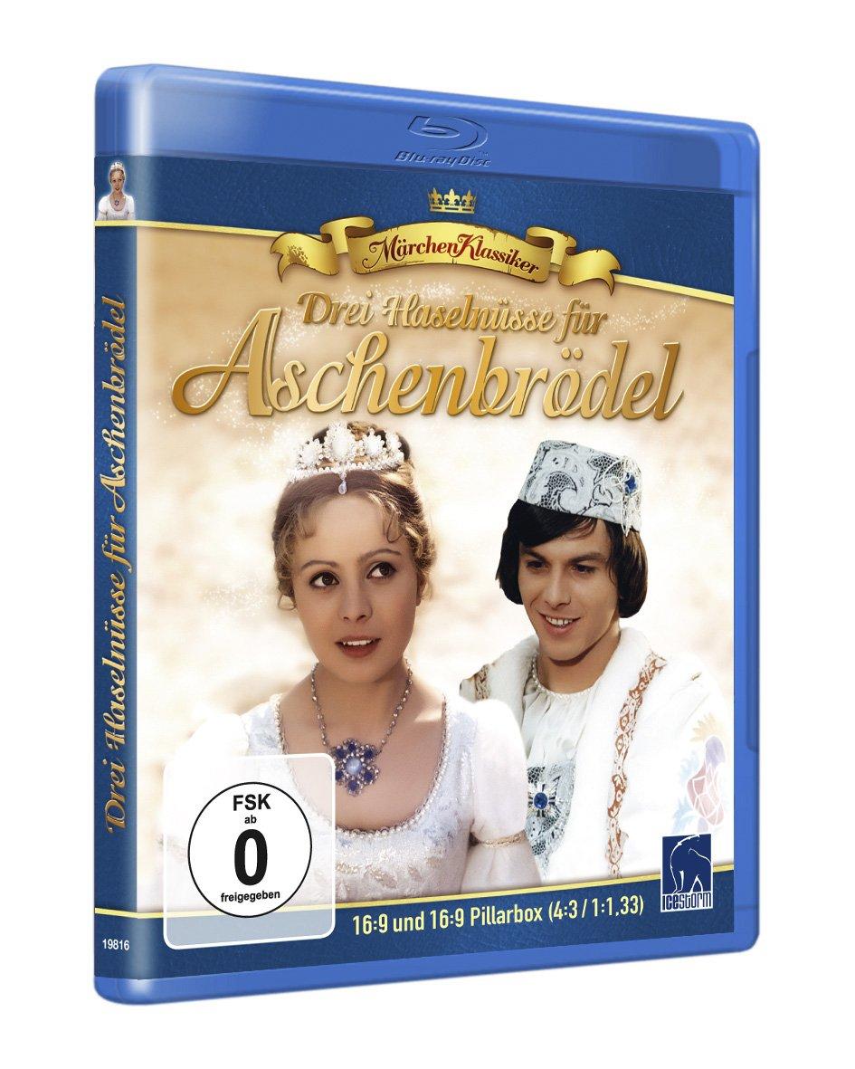 Drei Haselnüsse für Aschenbrödel (Blu-ray) für 4,48€ (Dodax)