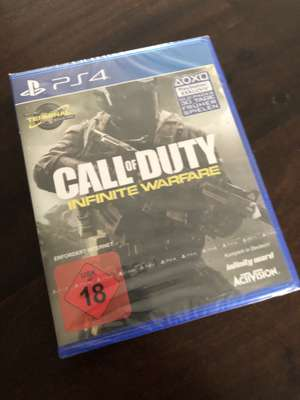 (Lokal) PS4 Call of Duty Infinite Warfare (MediaMarkt Ingolstadt)