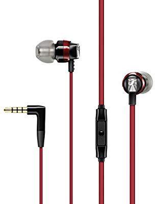 Sennheiser CX 300S In-Ear-Kopfhörer mit Universal Smart Remote, rot [Amazon Prime]