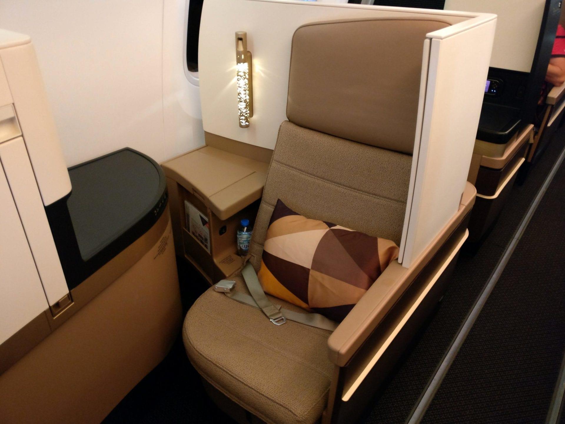 Business Class: China [Dez. - Aug.] Hin und Zurück mit Etihad von Frankfurt und München nach Shanghai und Peking ab 1354€ inkl. Gepäck