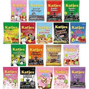 Katjes Fruchtgummi oder Lakritz, verschiedene Sorten für 49 Cent  [Globus] /  Haribo für 59 Cent [Rewe]