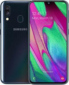 Samsung Galaxy A40 SM-A405F DUAL SIM Schwarz auf eBay