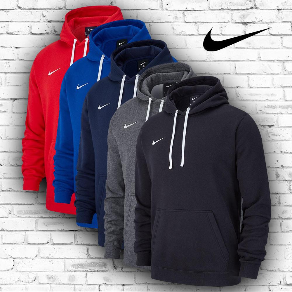 Nike Team Club 19 Fleece Hoody in 5 Farben (Größen S - 3XL)