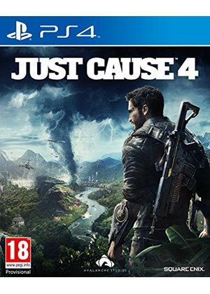 Just Cause 4 (PS4) für 18,03€ (Base.com)