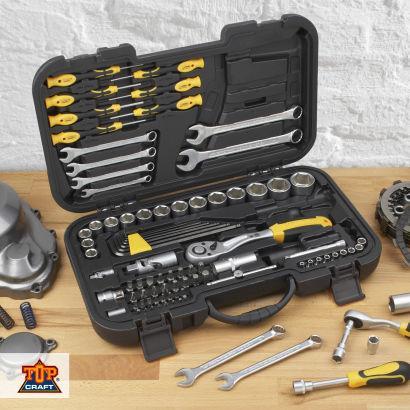 TOP CRAFT® Werkzeugkoffer bei Aldi-Nord