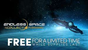 Endless Space® - Collection kostenlos im Humble Store (Steam)