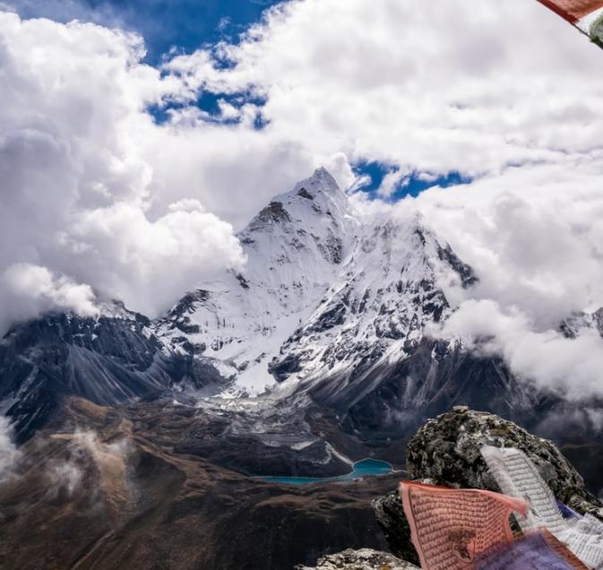 Flüge: Kathmandu / Nepal ( Nov - Mai ) Hin- und Rückflug mit 5* Qatar Airways von Amsterdam ab 402€ inkl. Gepäck