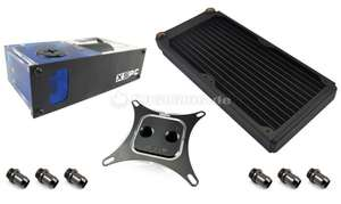 XSPC Wakü-Set RayStorm 420 EX280 Kit - Intel + AMD AM4