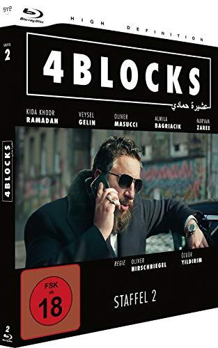 4 Blocks - Die komplette zweite Staffel als Blu-ray (Amazon Prime)