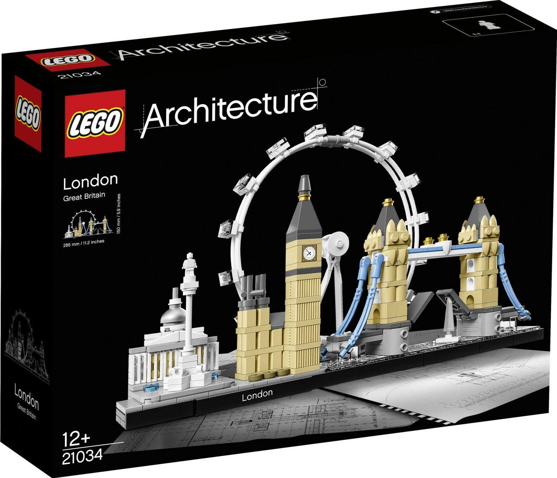 LEGO Architecture 21034 - London, Skyline Sammlerset